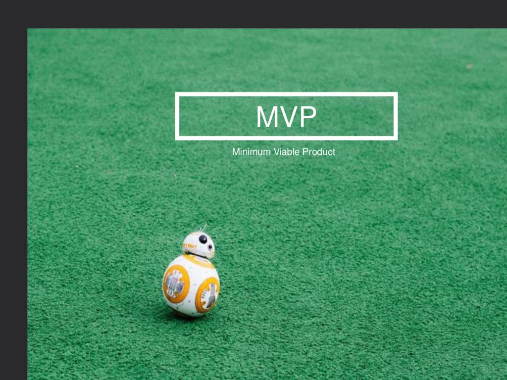 10 STARTUP X 10 MVP Minimum Viable Product