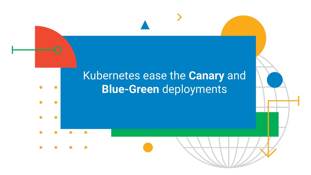 Kubernetes ease the Canary and Blue-Green deplo...