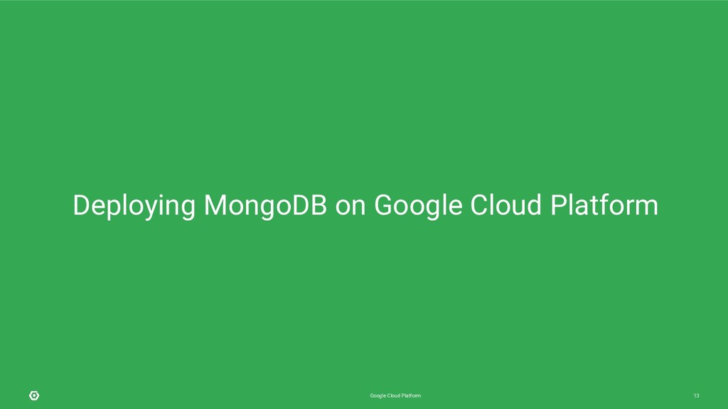 Google Cloud Platform 13 Deploying MongoDB on G...