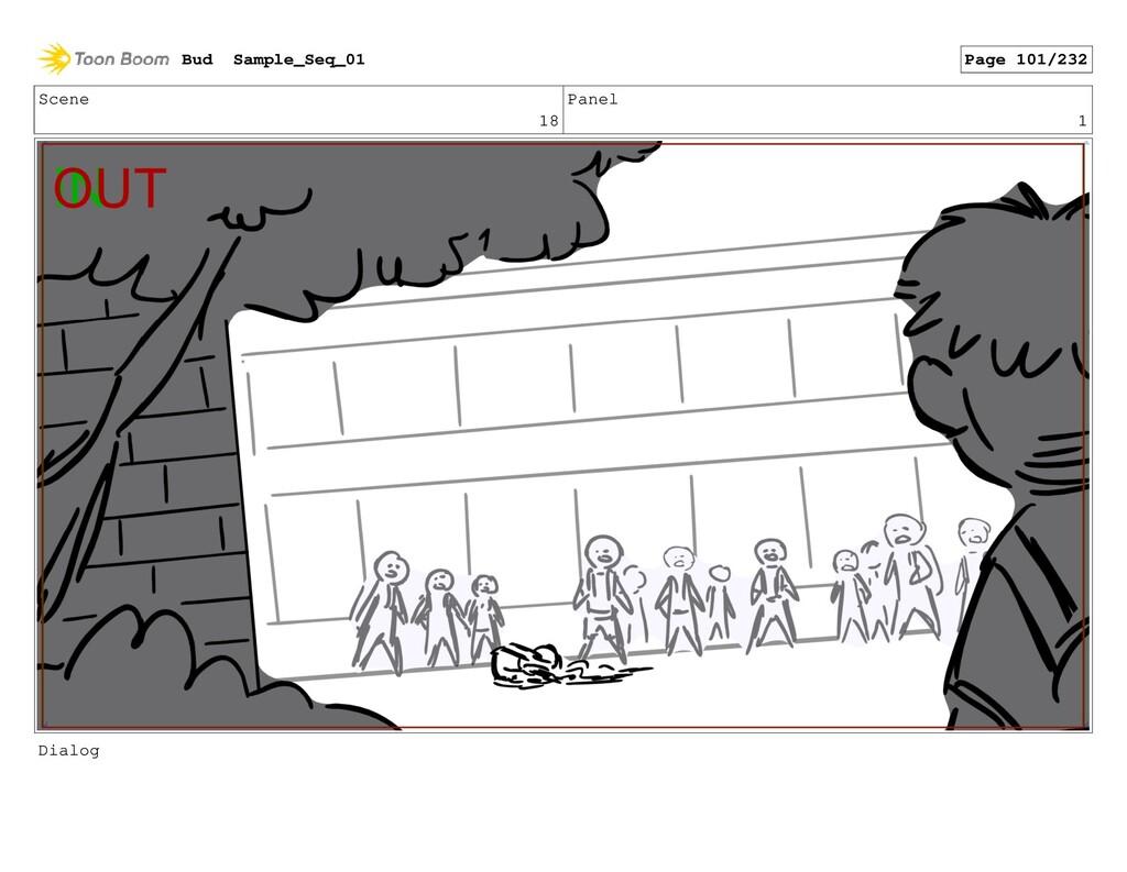 Scene 18 Panel 1 Dialog Bud Sample_Seq_01 Page ...