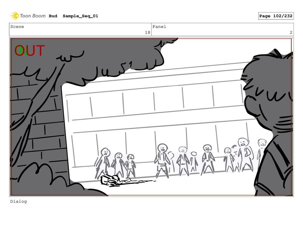Scene 18 Panel 2 Dialog Bud Sample_Seq_01 Page ...