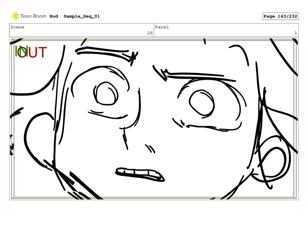 Scene 26 Panel 1 Bud Sample_Seq_01 Page 143/232