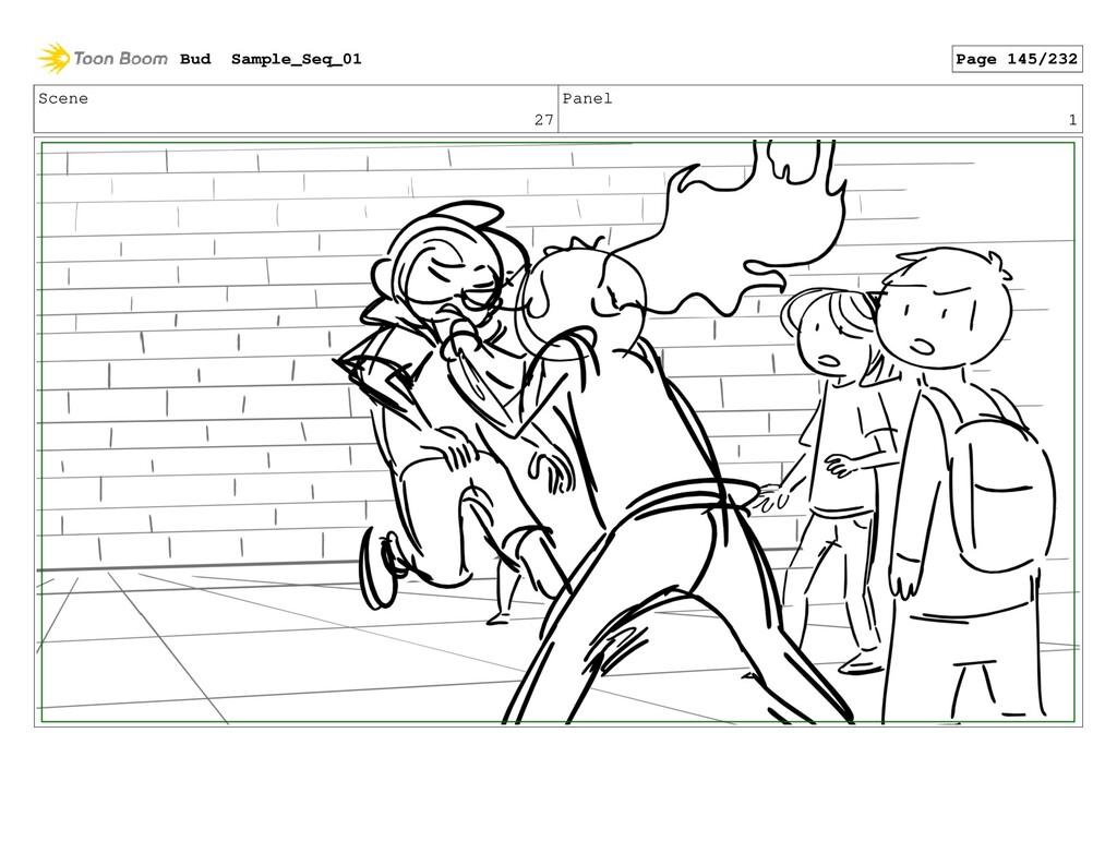 Scene 27 Panel 1 Bud Sample_Seq_01 Page 145/232