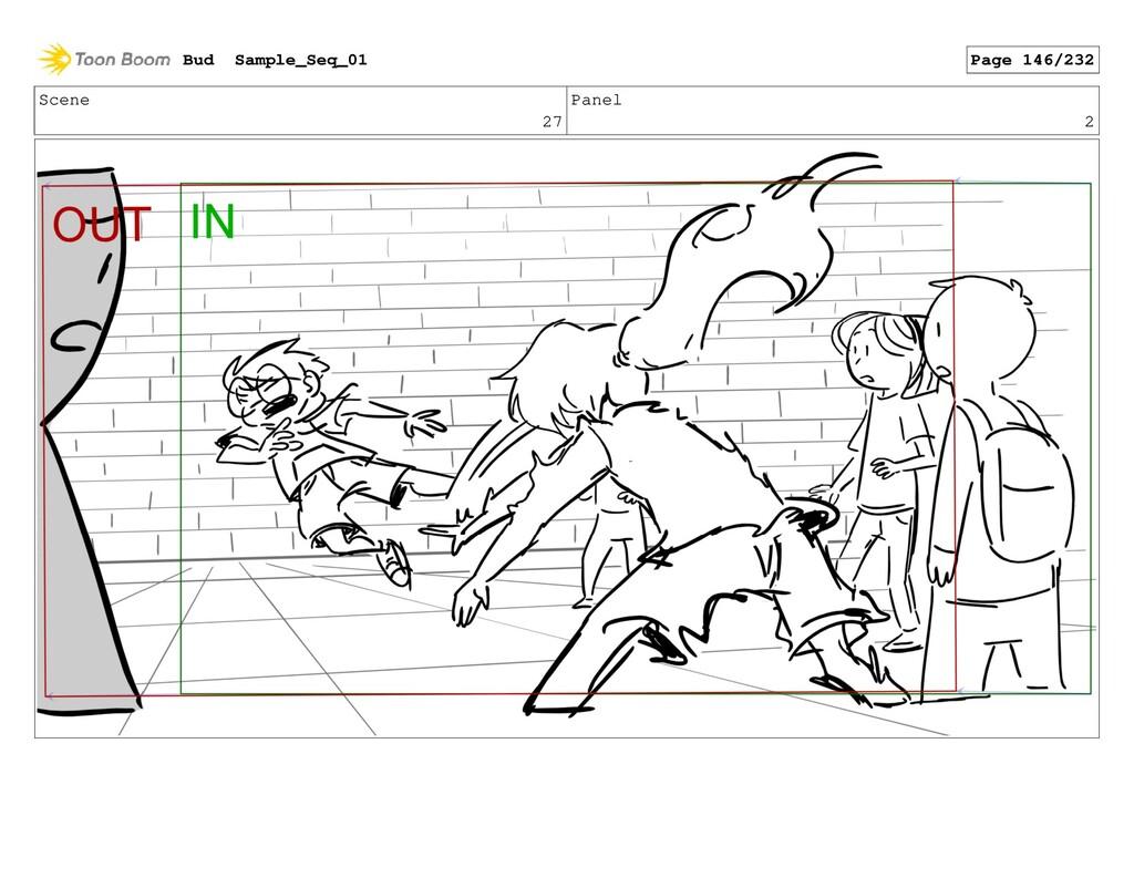 Scene 27 Panel 2 Bud Sample_Seq_01 Page 146/232