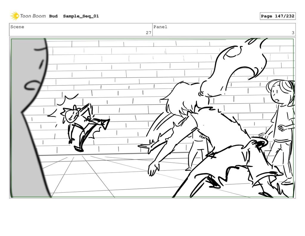 Scene 27 Panel 3 Bud Sample_Seq_01 Page 147/232