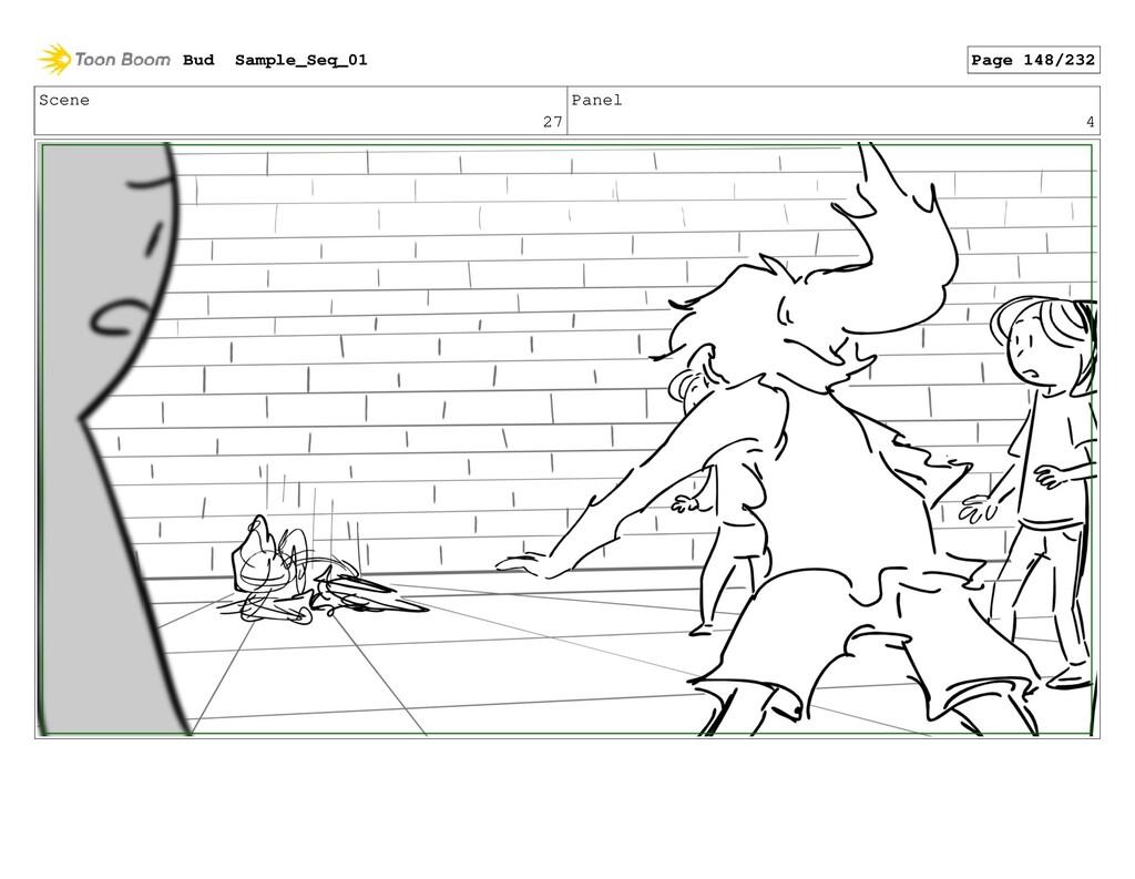 Scene 27 Panel 4 Bud Sample_Seq_01 Page 148/232