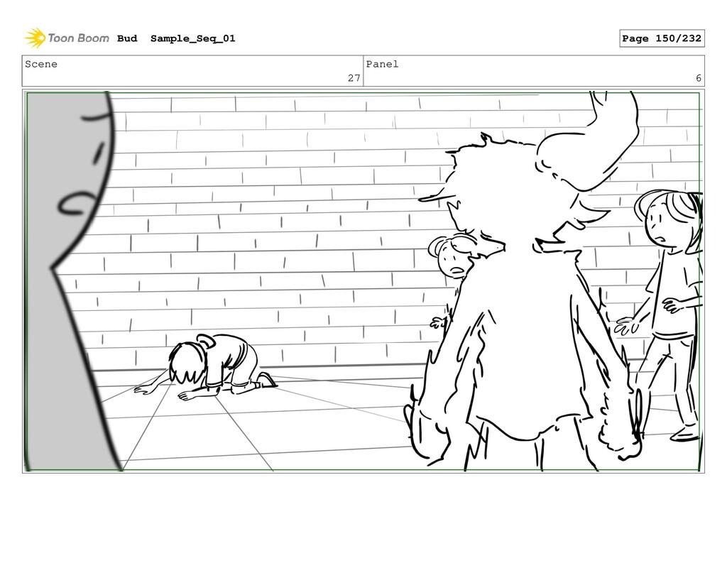 Scene 27 Panel 6 Bud Sample_Seq_01 Page 150/232
