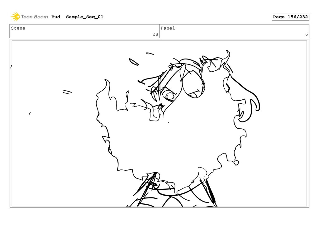Scene 28 Panel 6 Bud Sample_Seq_01 Page 156/232
