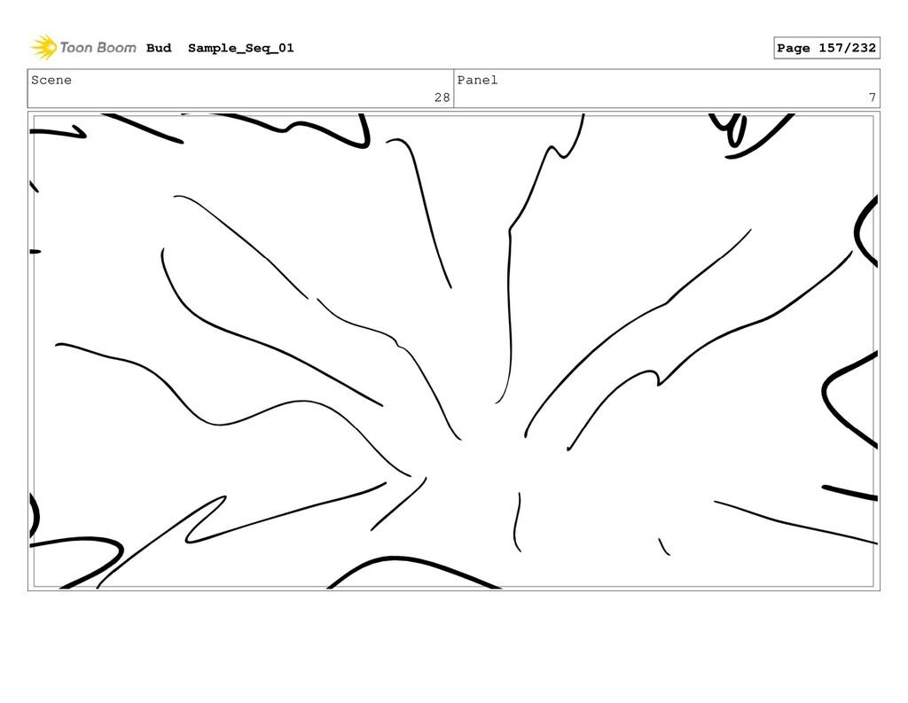 Scene 28 Panel 7 Bud Sample_Seq_01 Page 157/232