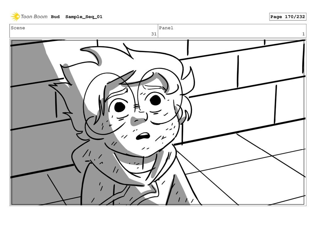 Scene 31 Panel 1 Bud Sample_Seq_01 Page 170/232