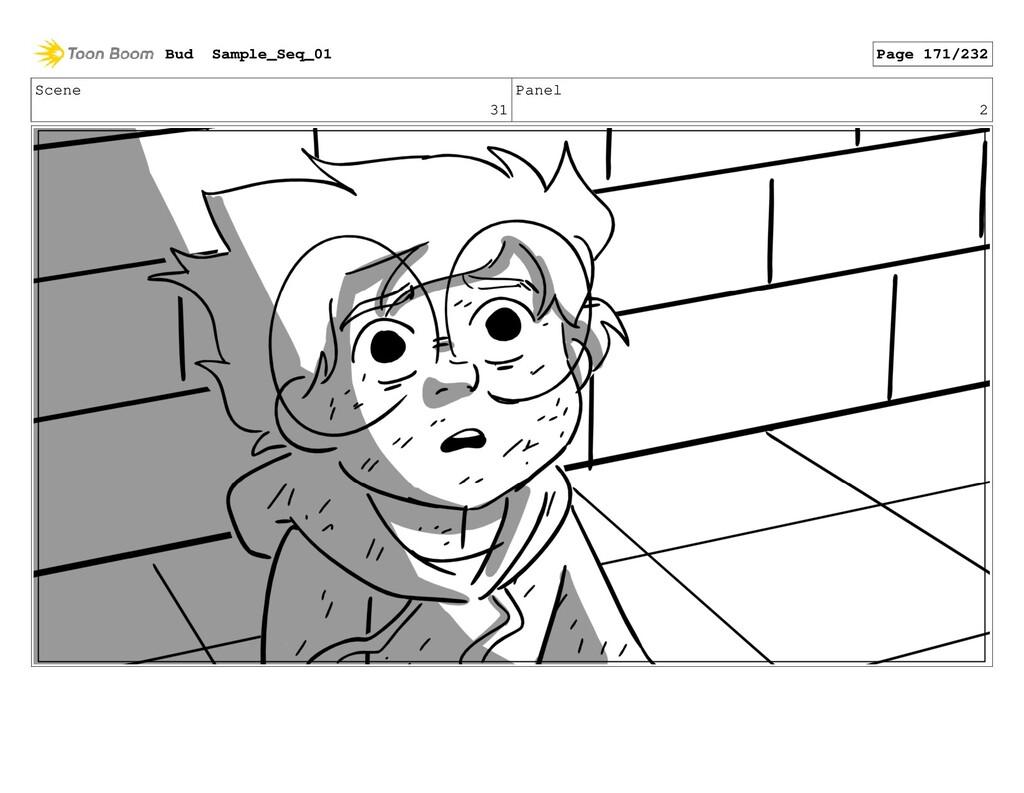 Scene 31 Panel 2 Bud Sample_Seq_01 Page 171/232