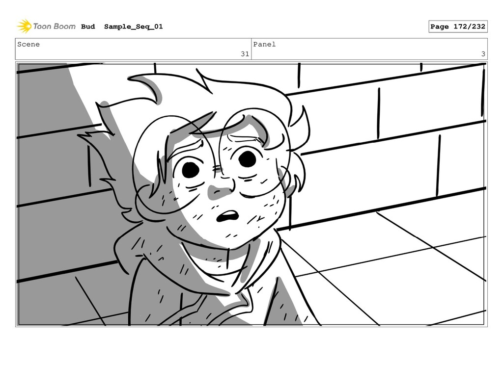 Scene 31 Panel 3 Bud Sample_Seq_01 Page 172/232