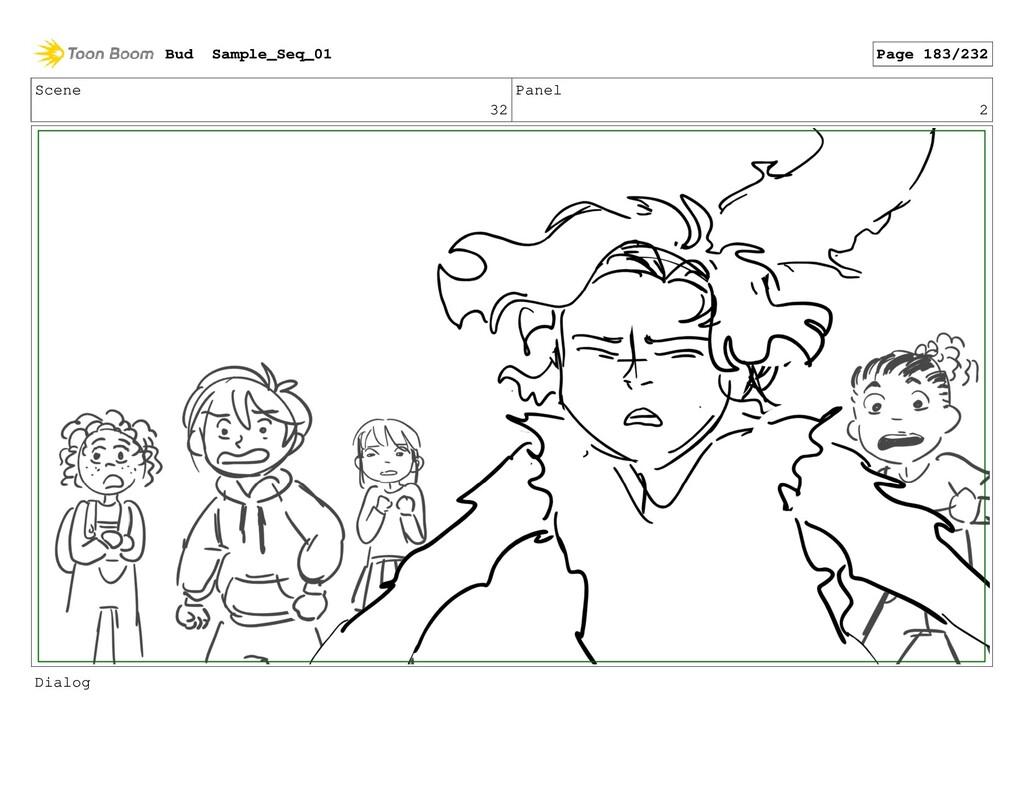 Scene 32 Panel 2 Dialog Bud Sample_Seq_01 Page ...