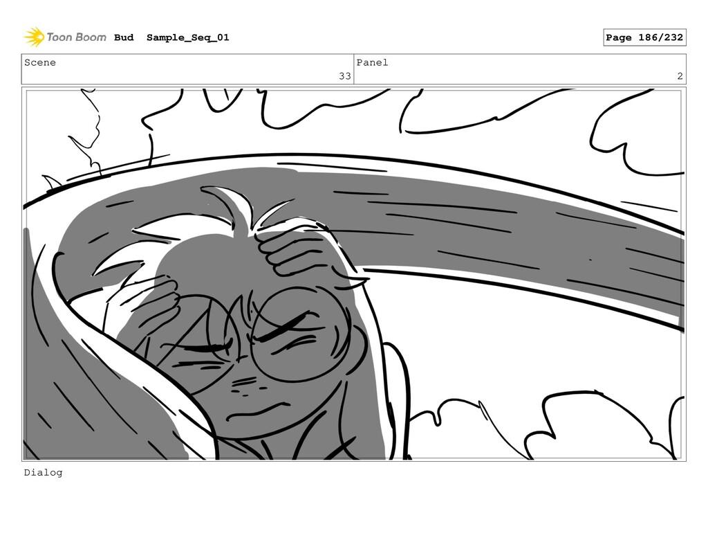 Scene 33 Panel 2 Dialog Bud Sample_Seq_01 Page ...