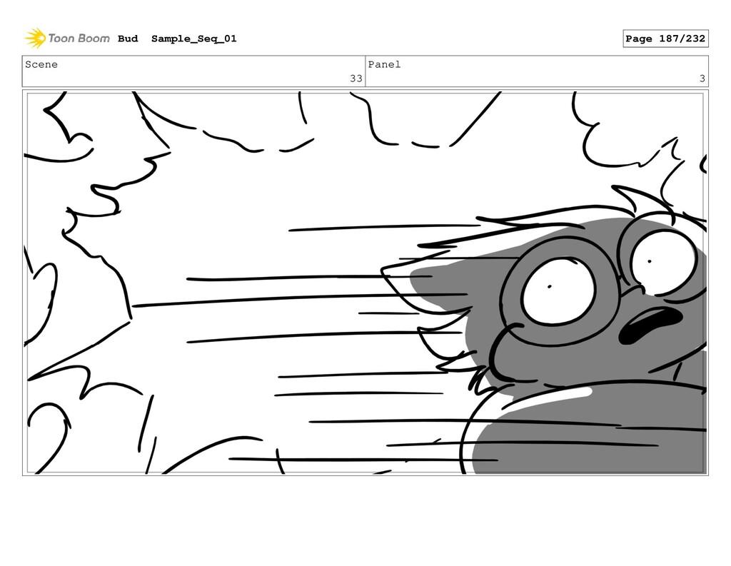 Scene 33 Panel 3 Bud Sample_Seq_01 Page 187/232