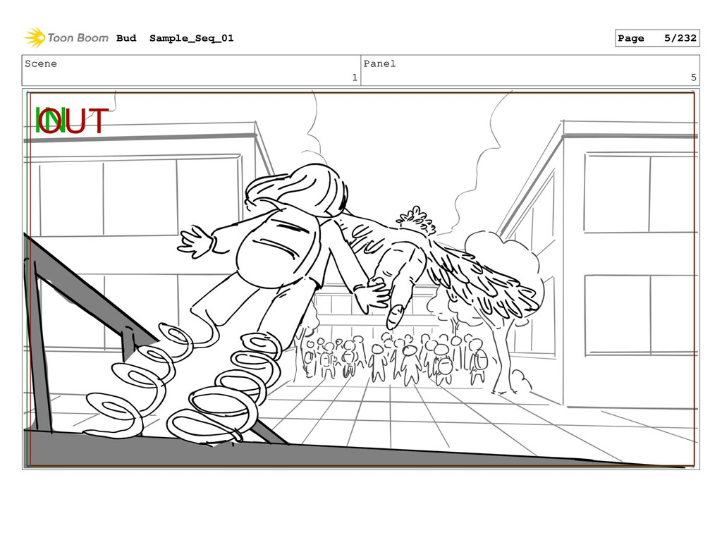 Scene 1 Panel 5 Bud Sample_Seq_01 Page 5/232