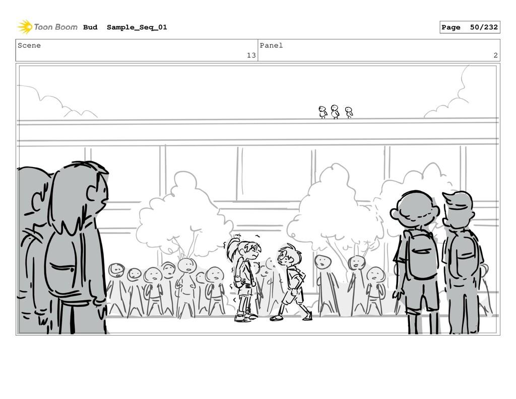 Scene 13 Panel 2 Bud Sample_Seq_01 Page 50/232