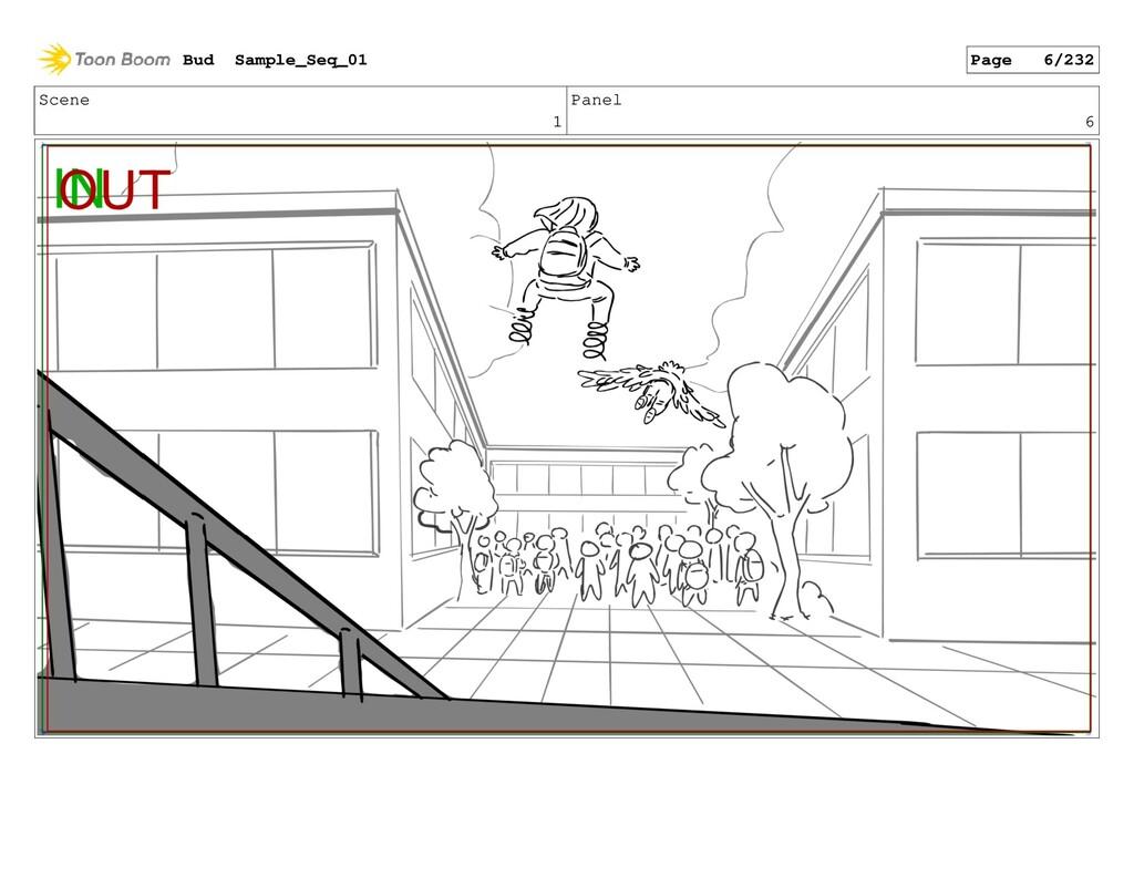 Scene 1 Panel 6 Bud Sample_Seq_01 Page 6/232