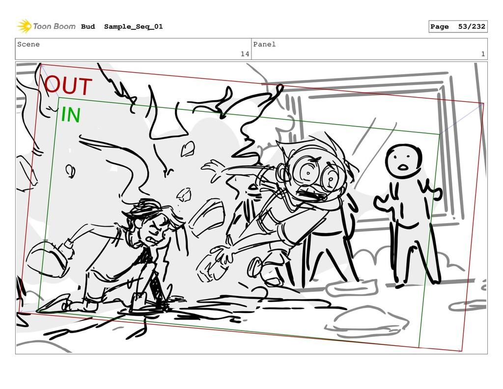 Scene 14 Panel 1 Bud Sample_Seq_01 Page 53/232