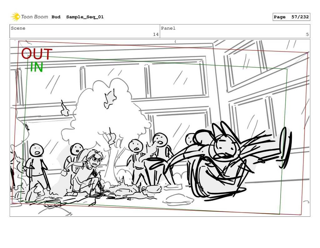 Scene 14 Panel 5 Bud Sample_Seq_01 Page 57/232