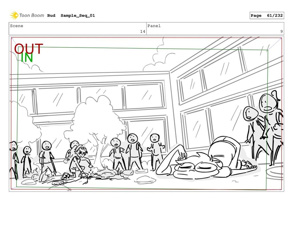 Scene 14 Panel 9 Bud Sample_Seq_01 Page 61/232