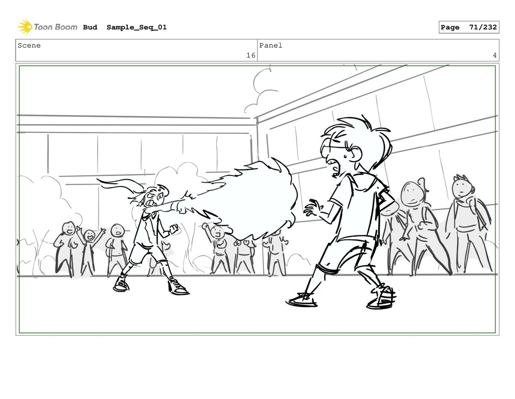 Scene 16 Panel 4 Bud Sample_Seq_01 Page 71/232