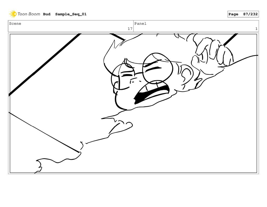 Scene 17 Panel 1 Bud Sample_Seq_01 Page 87/232