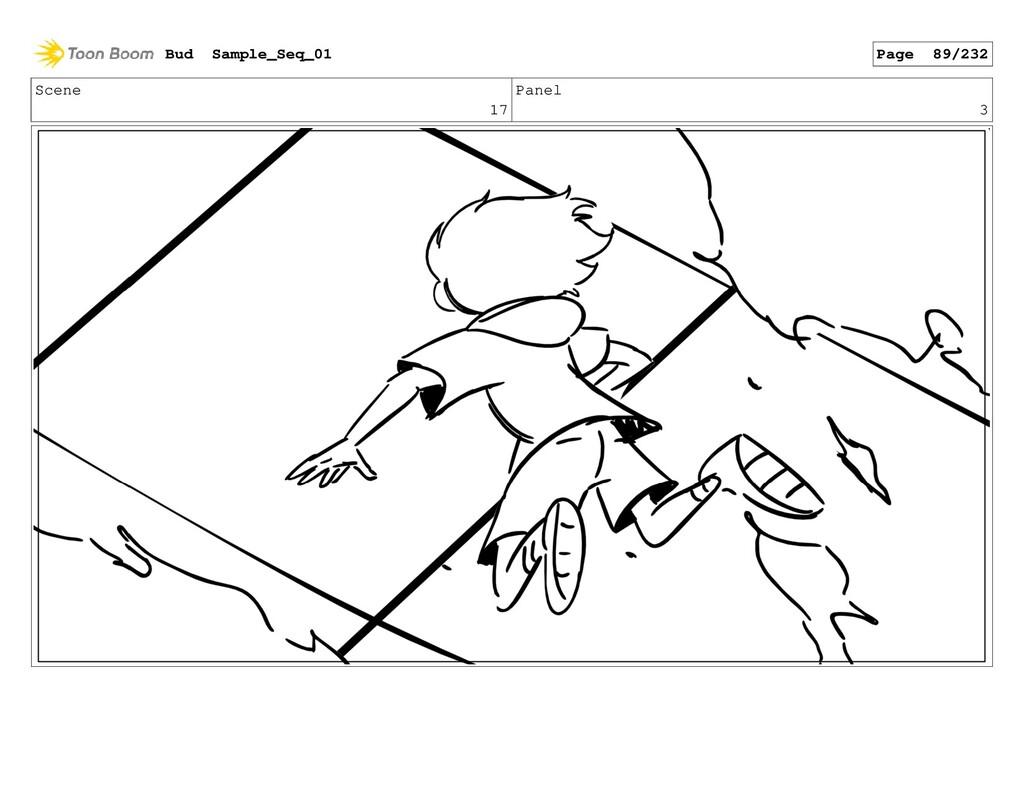 Scene 17 Panel 3 Bud Sample_Seq_01 Page 89/232