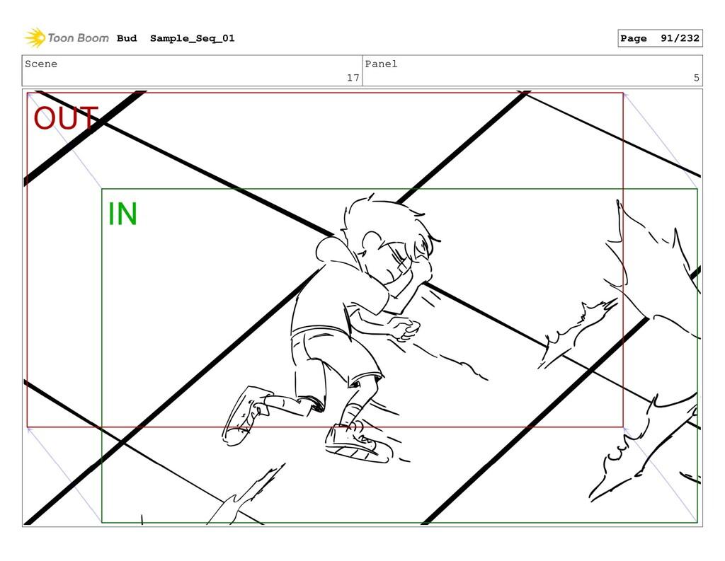 Scene 17 Panel 5 Bud Sample_Seq_01 Page 91/232