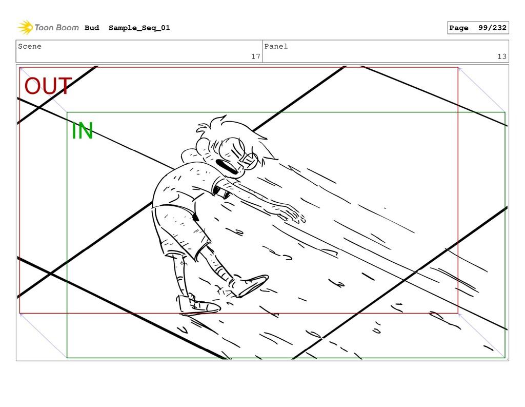 Scene 17 Panel 13 Bud Sample_Seq_01 Page 99/232