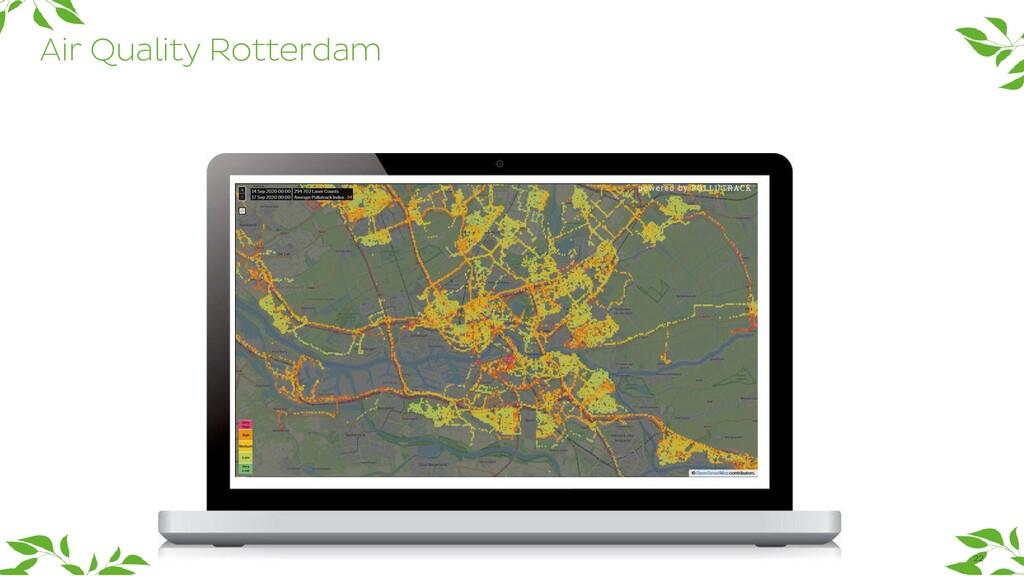Air Quality Rotterdam 22