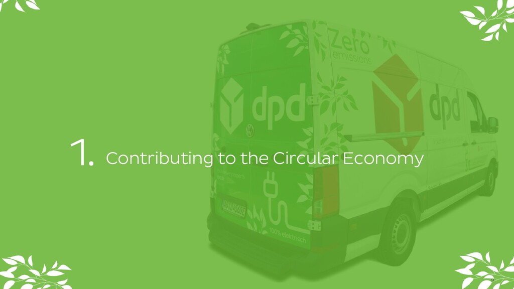 Contributing to the Circular Economy 9 1.