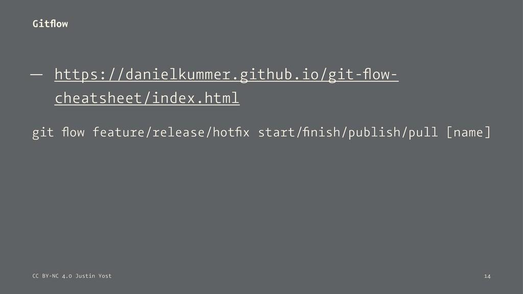 Gitflow — https://danielkummer.github.io/git-flow...
