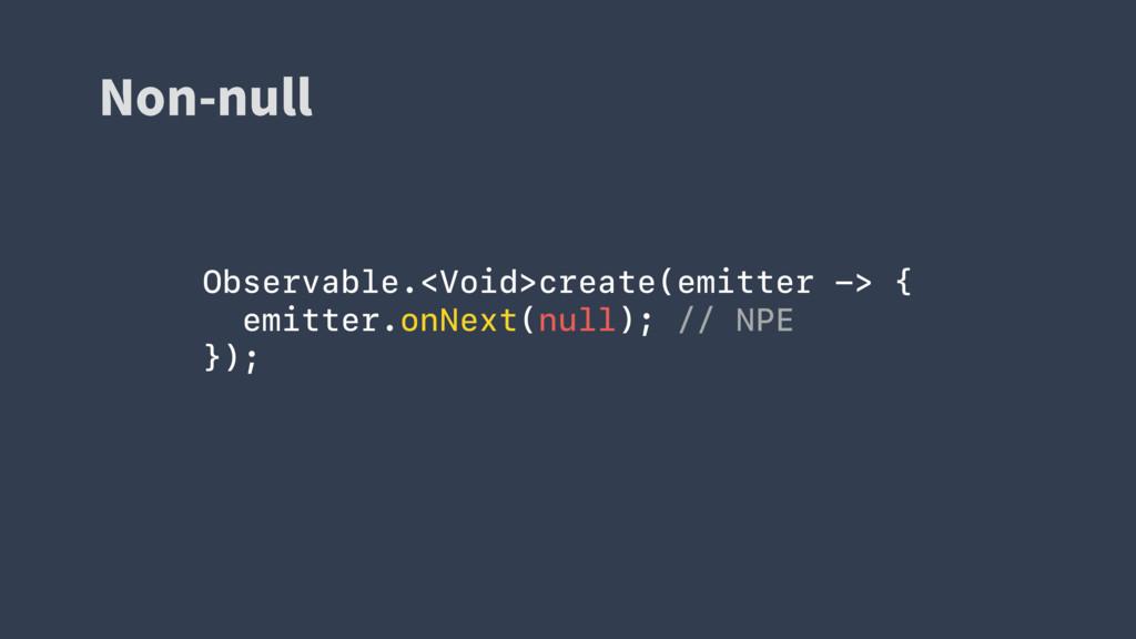 /POOVMM Observable.<Void>create(emitter -> { e...