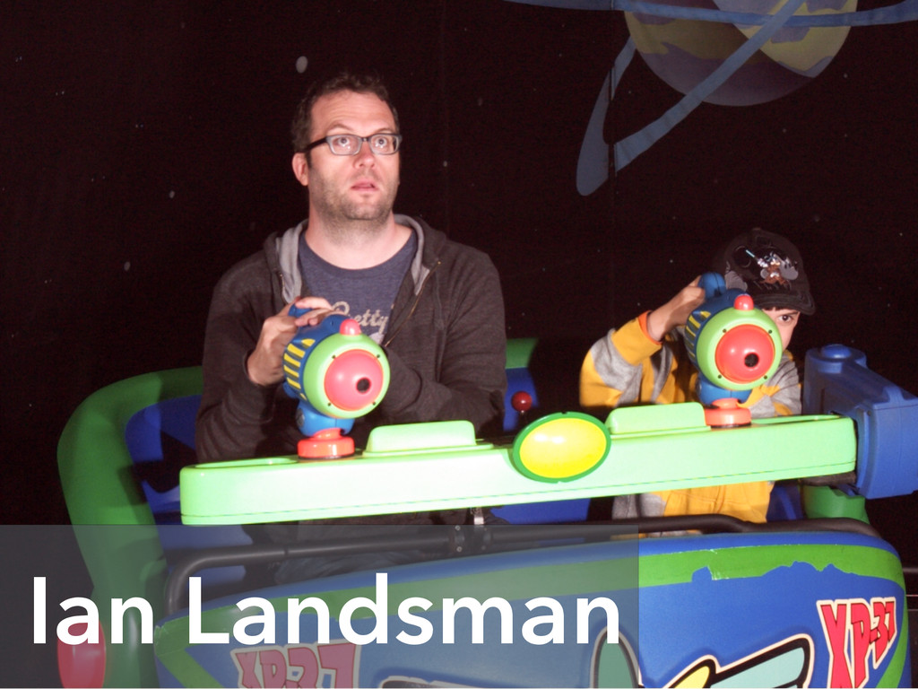 Ian Landsman
