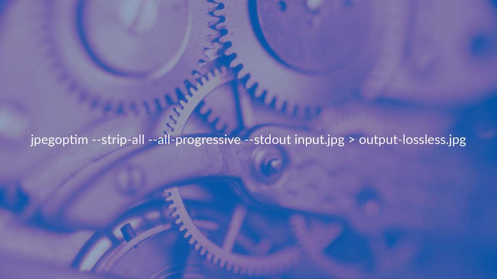 jpegop&m())strip)all())all)progressive())stdout...