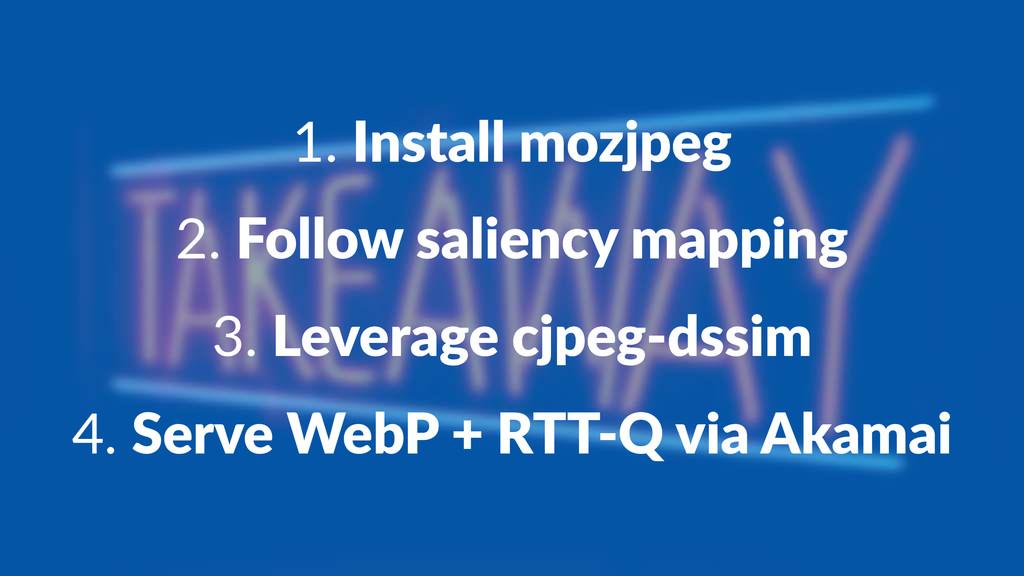 1.#Install'mozjpeg 2.#Follow%saliency%mapping 3...