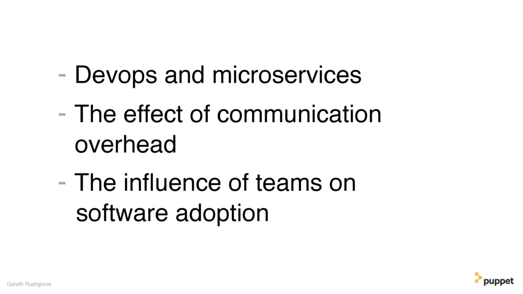 (without introducing more risk) - Devops and mi...