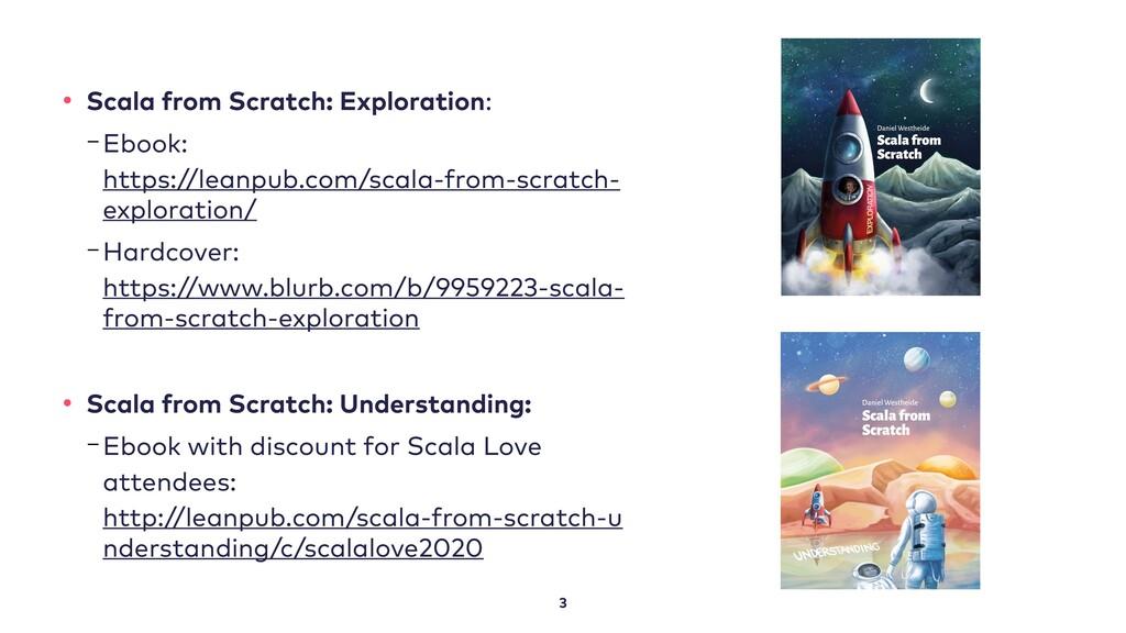 3 • Scala from Scratch: Exploration: – Ebook: h...