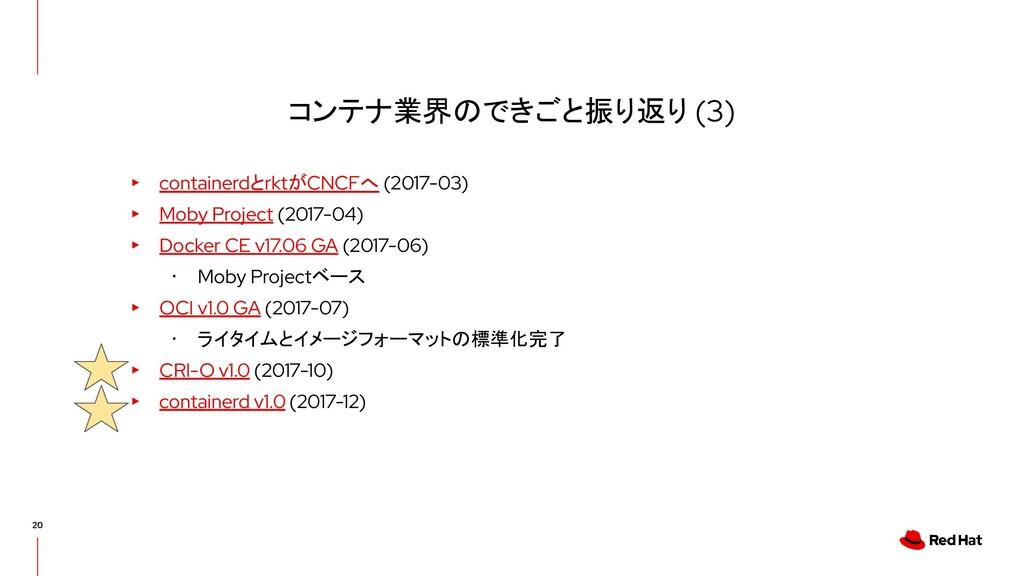 コンテナ業界のできごと振り返り (3) ▸ containerdとrktがCNCFへ (201...