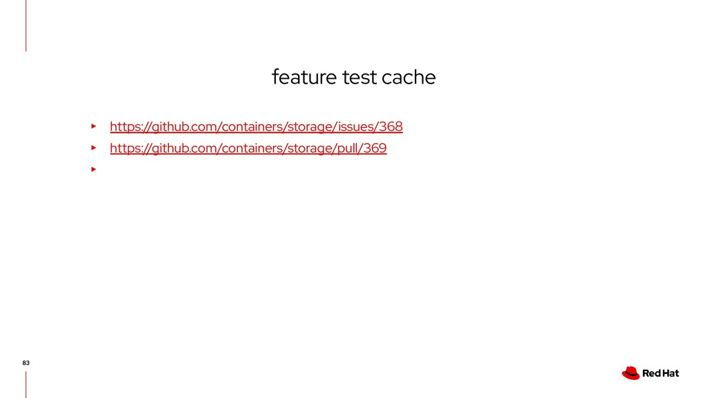 feature test cache ▸ https://github.com/contain...