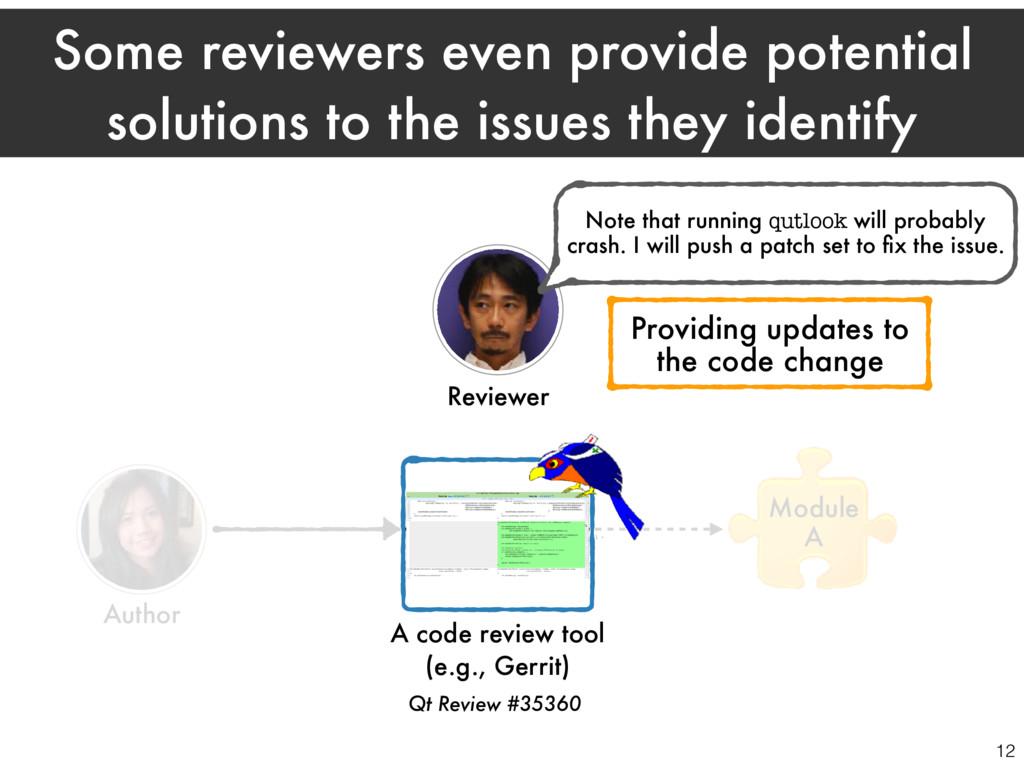 Author Module A Qt Review #35360 Providing upda...
