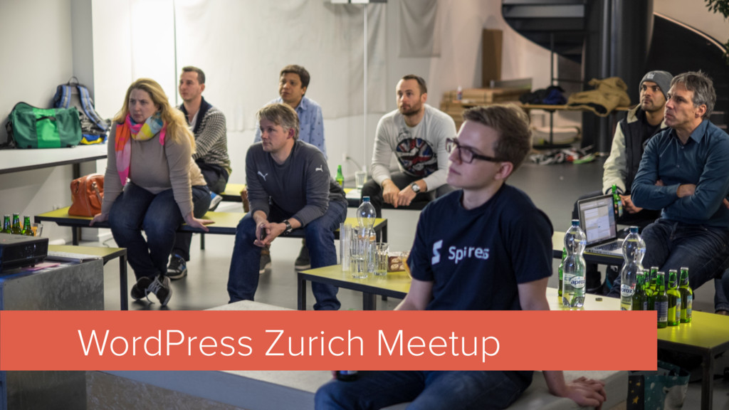 WordPress Zurich Meetup