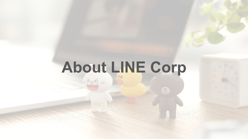 About LINE Corp