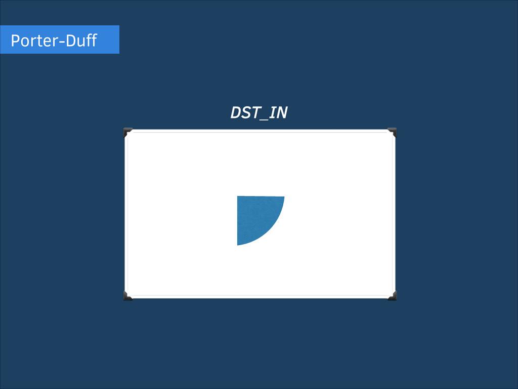 Porter-Duff DST_IN