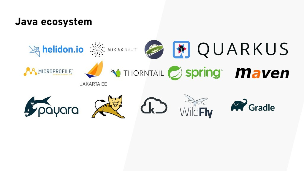 Java ecosystem