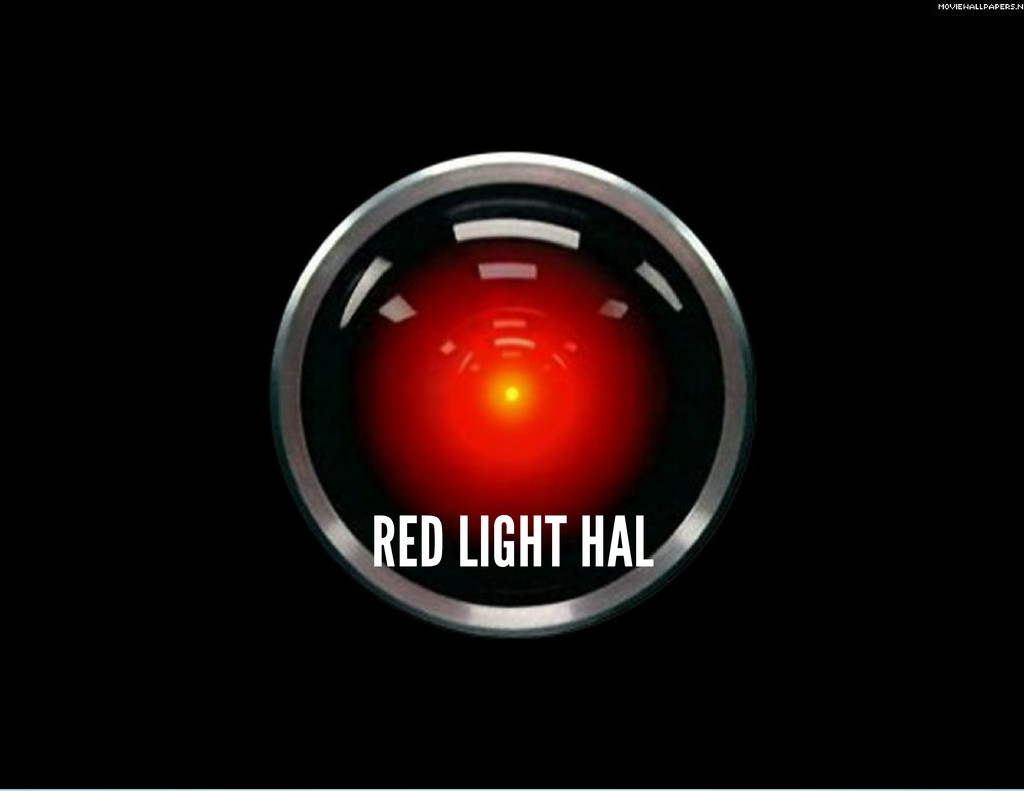 RED LIGHT HAL