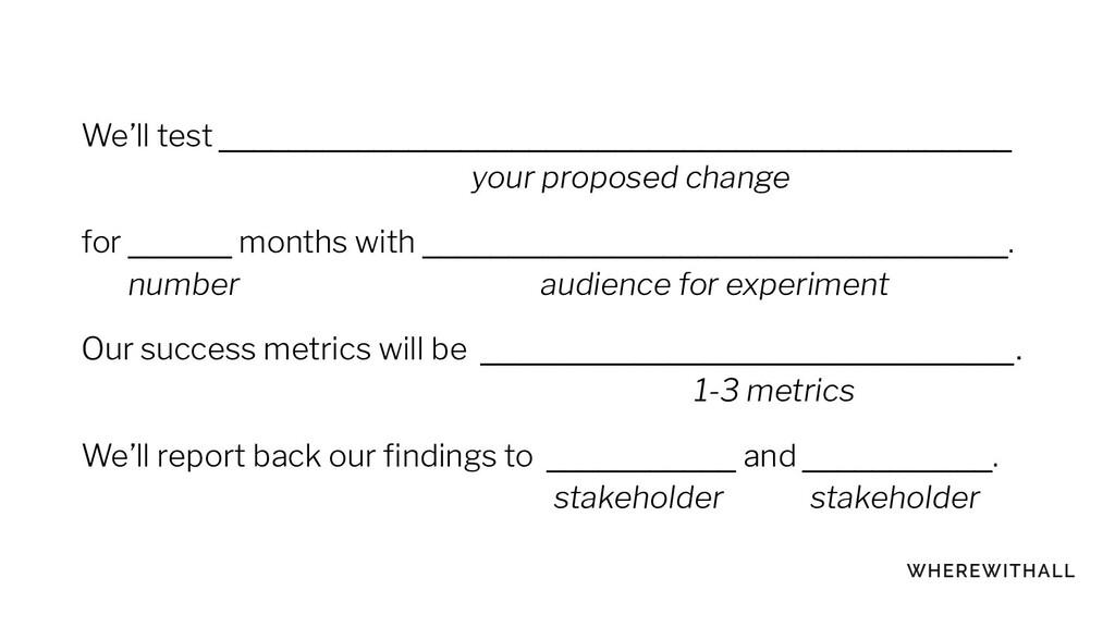 Get good at feedback-seeking.