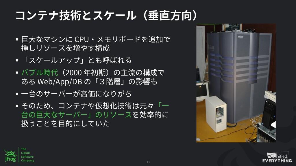 13 § CPU § § 2000 Web/App/DB § §