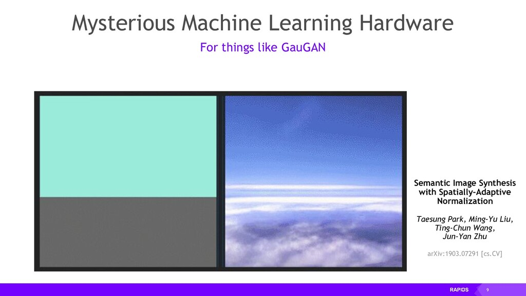 9 Mysterious Machine Learning Hardware For thin...